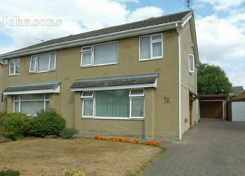Thumbnail 3 bed semi-detached house for sale in Amanda Drive, Hatfield, Doncaster.