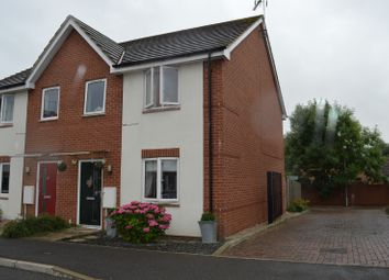 Thumbnail 3 bed property for sale in College Close, Newark