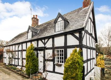 Thumbnail 3 bed cottage for sale in Oldford Lane, Welshpool, Powys