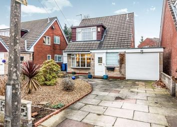 Thumbnail 2 bed detached house for sale in Moss Croft Close, Urmston, Manchester, Greater Manchester