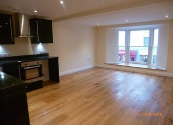Thumbnail 2 bed flat to rent in Flat B, 18, Broad Street, Welshpool, Powys