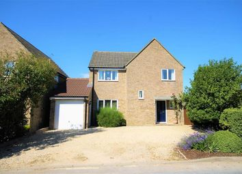 Thumbnail 4 bedroom detached house for sale in Station Road, Highworth, Wiltshire