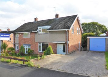 Thumbnail 3 bed semi-detached house for sale in Mackenzie Crescent, Burncross, Sheffield