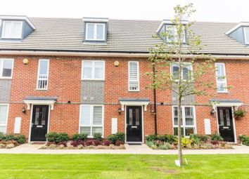 Thumbnail 3 bed town house to rent in Fullbrook Avenue, Reading
