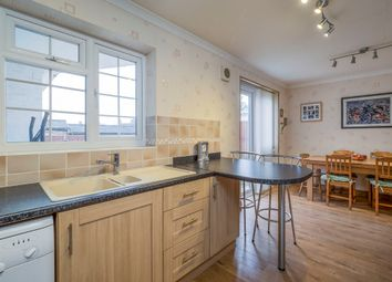 Thumbnail 3 bed terraced house for sale in Rudbeck Avenue, Melton Mowbray