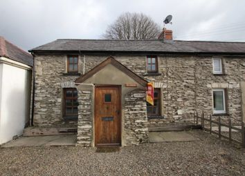 Thumbnail 1 bed cottage for sale in Talgarreg, Llandysul