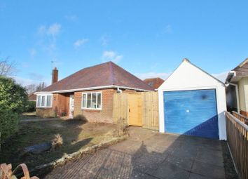 Thumbnail 2 bedroom detached bungalow to rent in Cranleigh Gardens, Southbourne, Bournemouth