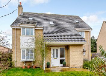 Thumbnail 6 bed detached house for sale in Kitchener Close, Brandon, Suffolk