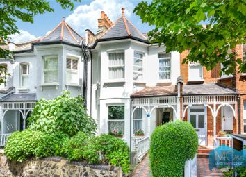 Thumbnail 4 bed terraced house for sale in Barrington Road, Crouch End, London