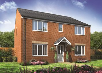 "Thumbnail 5 bedroom detached house for sale in ""The Hadleigh"" at Beccles Road, Bradwell, Great Yarmouth"