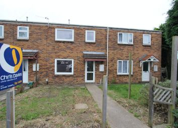 Thumbnail 3 bed terraced house for sale in Aeron Close, Barry