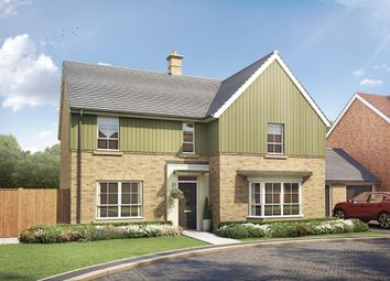 "Thumbnail 4 bed detached house for sale in ""Knightsbridge"" at Knights Way, St. Ives, Huntingdon"