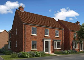 Thumbnail 4 bed detached house for sale in Plot 9 Post Office Lane, Kempsey, Worcester