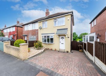 Thumbnail 2 bed semi-detached house for sale in Parkwood Road, Leeds