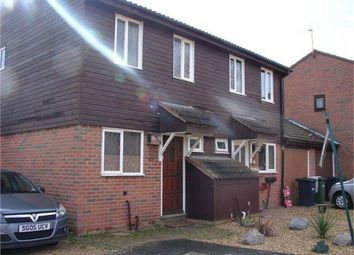 Thumbnail 2 bed semi-detached house to rent in Bryan Close, Ramsey, Huntingdon