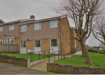 Thumbnail 1 bed flat to rent in Borrowdale Gardens, Gateshead