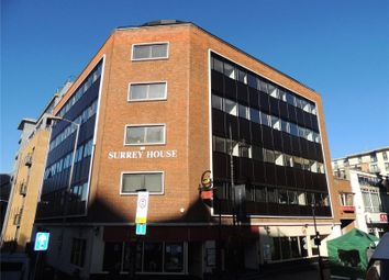 Thumbnail 2 bed flat to rent in Surrey House, 2 Scarbrook Road, Croydon
