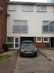 Thumbnail 3 bed town house to rent in Milestone Road, Dartford