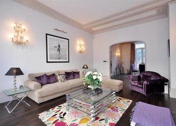 Thumbnail 3 bed flat to rent in Stafford Terrace, London