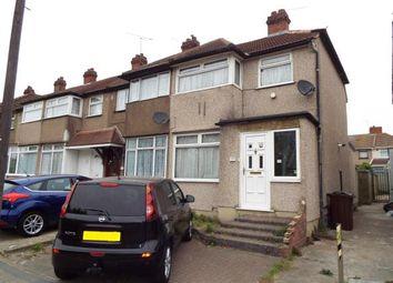 Thumbnail 3 bedroom end terrace house for sale in New Road, Dagenham