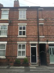 Thumbnail 4 bed terraced house to rent in Sherbrooke Road, Nottingham