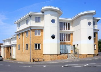 Thumbnail 2 bed flat for sale in The Bridge Approach, Whitstable