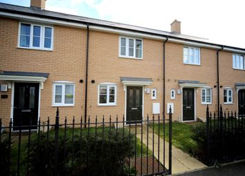 Thumbnail 2 bed terraced house for sale in Hooper Avenue, Colchester