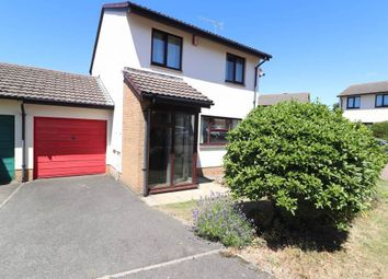 Thumbnail 3 bed link-detached house for sale in Lagoon View, West Yelland, Barnstaple