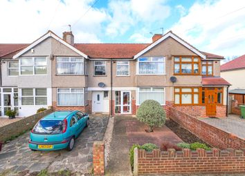Thumbnail 3 bed terraced house for sale in Longmeadow Road, Sidcup