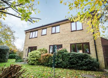 Thumbnail 4 bed detached house for sale in Woodlands Close, Cople, Bedford