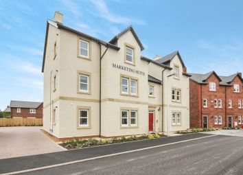 Thumbnail 2 bed flat for sale in Townhead Road, Dalston, Carlisle