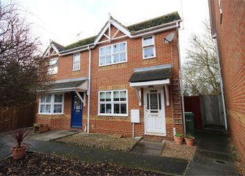 Thumbnail 2 bed semi-detached house to rent in Upper Acres, Witham, Essex