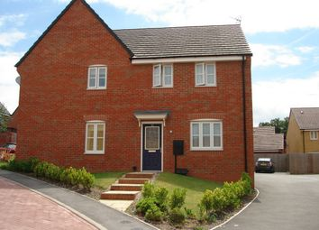 Thumbnail 3 bed terraced house to rent in Ampleforth Lane, Leicester