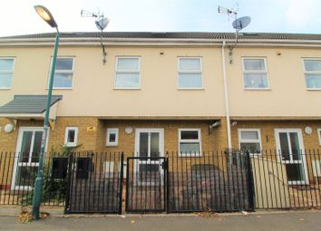 Thumbnail 3 bed terraced house for sale in Connaught Road, Leytonstone