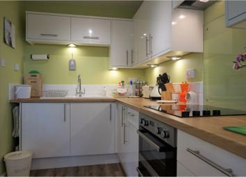 Thumbnail 1 bed flat for sale in Victory Road, Chertsey