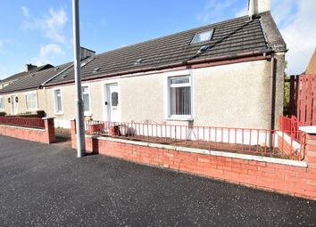 Thumbnail 3 bed semi-detached bungalow for sale in Cambusnethan Street, Wishaw