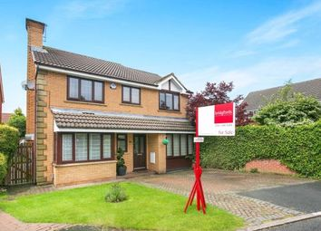 Thumbnail 5 bedroom detached house for sale in Wyville Close, Hazel Grove, Stockport, Cheshire