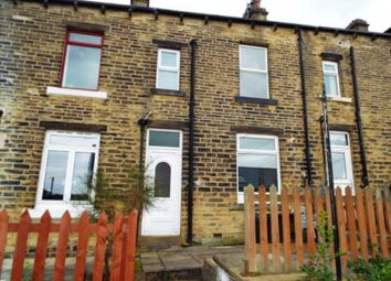 Thumbnail 3 bed terraced house for sale in Carlton House Terrace, Halifax, West Yorkshire