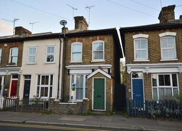Thumbnail 2 bedroom end terrace house for sale in Southend-On-Sea, Essex