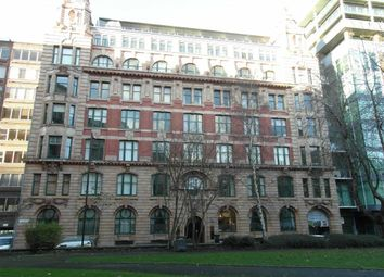 Thumbnail 1 bed flat to rent in Century Buildings, St Marys Parsonage, Manchester