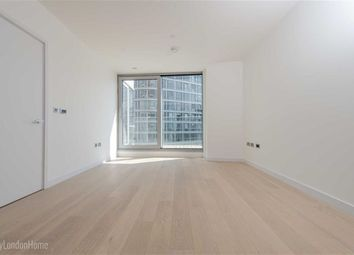 Thumbnail 1 bed flat to rent in Charrington Tower, New Providence Wharf, Canary Wharf, London