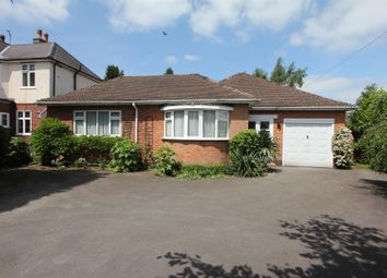 Thumbnail 3 bed detached bungalow for sale in Leicester Road, Hinckley