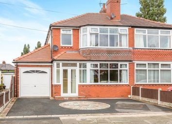 Thumbnail 3 bed semi-detached house for sale in Crawford Avenue, Leyland, Preston, Lancashire