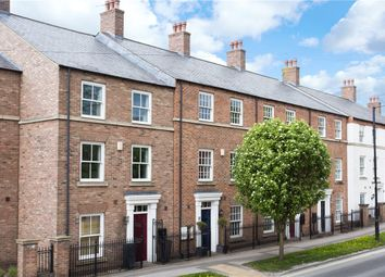 Thumbnail 4 bed terraced house to rent in Pavilion Row, Main Street, Fulford, York
