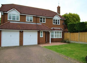 Thumbnail 5 bed detached house to rent in Keats Close, Horsham