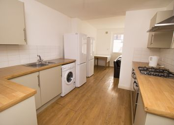 Thumbnail 5 bedroom terraced house to rent in St Pauls Road, Southsea