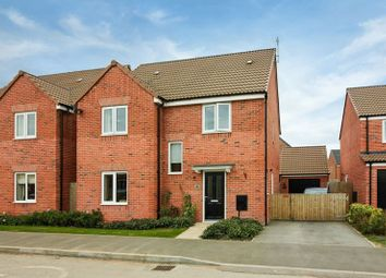 Thumbnail 4 bed detached house for sale in 28 Newlands, Retford