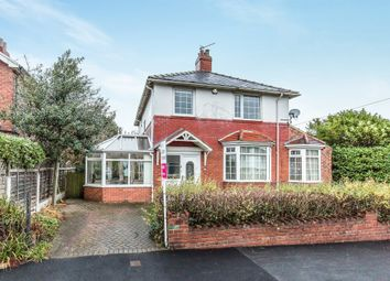 Thumbnail 4 bed detached house for sale in Parkland Drive, Meanwood, Leeds