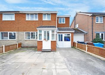 Thumbnail 5 bed semi-detached house for sale in Elder Close, Warton, Preston, Lancashire