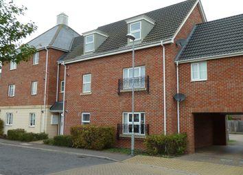Thumbnail 1 bedroom flat to rent in Bullfinch Drive, Harleston, Norfolk